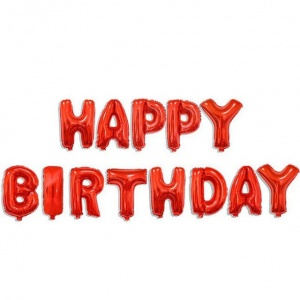 Bộ Chữ Happy Birthday